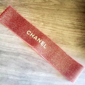Chanel holiday 2019 ribbon